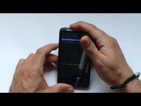 HTC Desire HD ClockWorkMod Recovery by udK [ITA - Eng subs]