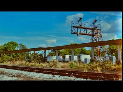 Abandoned Train Station & OLD Signal