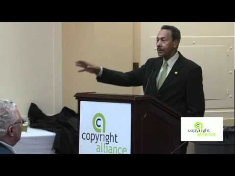 Copyright Alliance: Rep. Mel Watt
