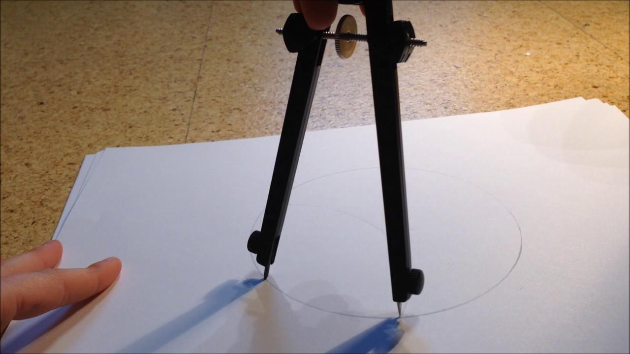 blume mit einem zirkel zeichnen youtube. Black Bedroom Furniture Sets. Home Design Ideas