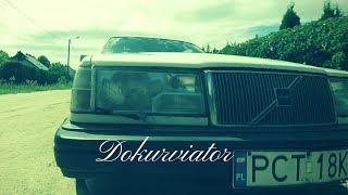 Jazda z Dokurviatorem-Zakup VOLVO 940 Biały Snajper