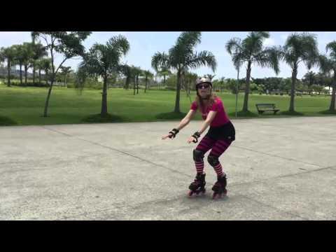 Como saltar em patins Inline (e o que evitar)