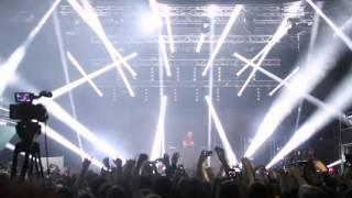 Концерт TIESTO 2016г  Екатеринбург