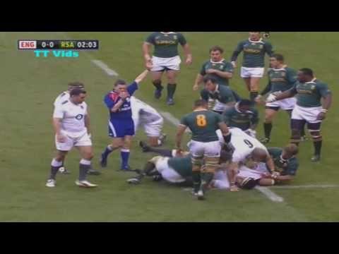 England vs South Africa 27th November 2010