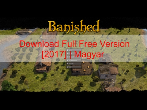 Banished - Download Full Free! [2017]
