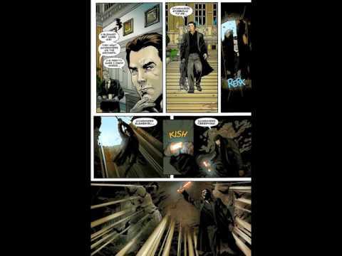 Batman Begins Official Movie Adaptation v2005 #001 #comics