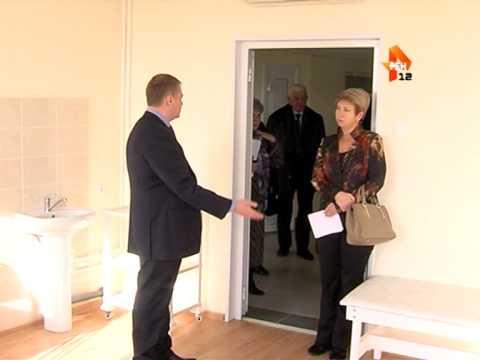 Оснащение новой детской поликлиники в Йошкар-Оле