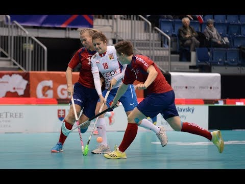 Women's WFC 2017 - NOR v CZE