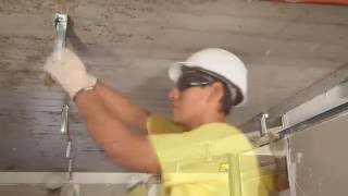 How to Install a Ceiling CIEL 7/60 Durlock