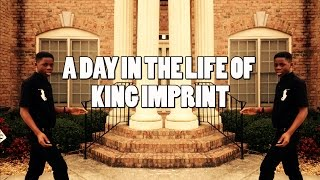 A Day in the Life of King Imprint