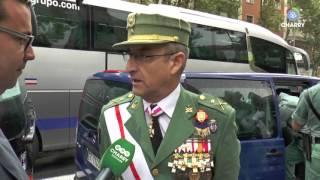 Tercio Alejandro Farnesio: Desfile Día de la Fiesta Nacional en Madrid