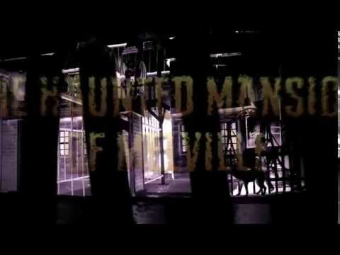 Long Island Haunted House (Night time)- Produced by Aerial New York and Stark Video