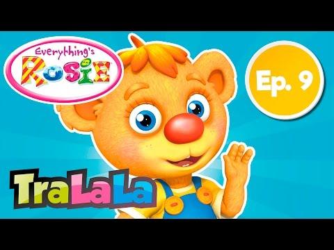 Rosie și prietenii ei - Ursuleţul Martinică (Episodul 9) - Desene animate | TraLaLa