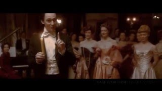 【Crimson Peak】【Thomas Sharpe x Lucille Sharpe】Paradise Lost