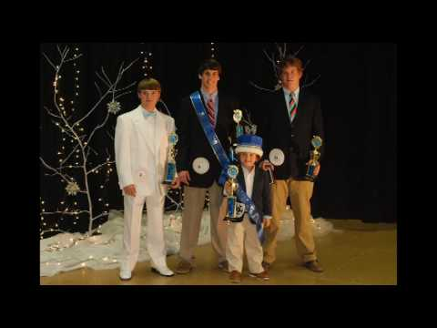 2010 Robert E Lee Academy Boys pageant