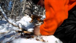 Gambar cover Chaga Fire Plow...World's Best Friction Fire Method!