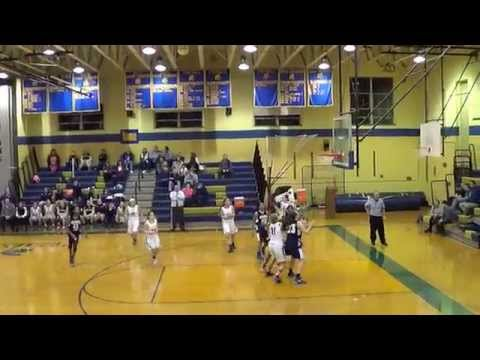 Highlights of Natalie Neiderhofer #24, Holy Spirit High School Junior Season 2014-15