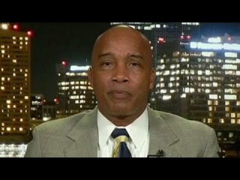 Kevin Jackson reacts to protests in St. Louis