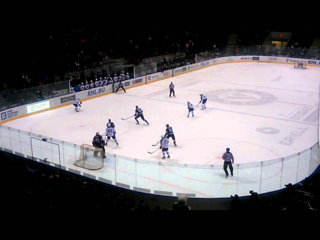 KHL: Slovan- Sochi 9.12.2015 Ruské kurvy
