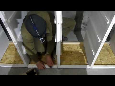 Как сделать павильон для пчел своими руками видео