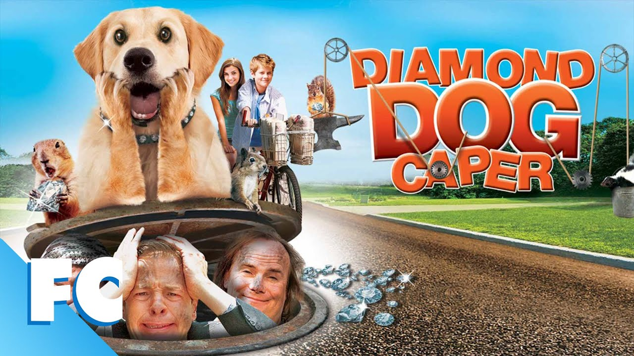 Diamond Dog Caper   Full Family Comedy Movie