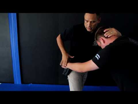 Premium Video Digital Download: Clinch Fighting In a Weapons Based Environment | Jared Wihongi