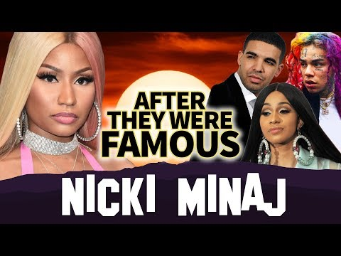 NICKI MINAJ | AFTER They Were Famous | Queen Album Blowout