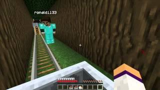 Minecraft Escape - SIEMA Z RANA :D (ronald & Vertez)