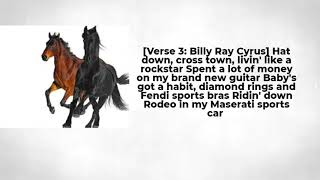 Lil Nas X - Old Town Road(feat.Billy Ray Cyrus (REMIX) (LYRICS) NEW Video