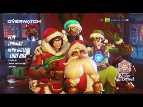 Overwatch winter times