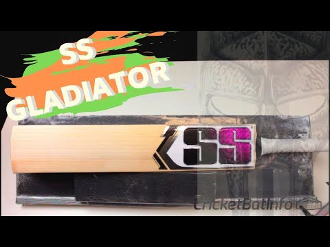 SS Gladiator Cricket Bat Review