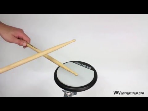 "AHPS Practice Pad 7"" vídeo"