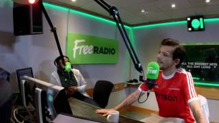 Louis Tomlinson chats to Jo and Sparky
