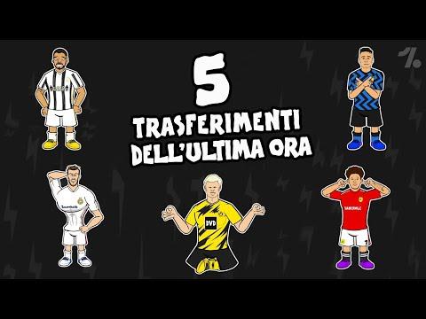 5 COLPI DI MERCATO che potrebbero realizzarsi! ► OneFootball x 442oons