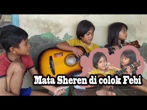 Cover Lagu Masa SMA (Angel 9) & Orang Ketiga (Nabasa Trio)