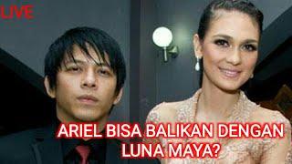 Download Video Ariel Bisa Balikan Lagi Dengan Luna Maya? - Mbah Mijan #TAROTLIVE MP3 3GP MP4