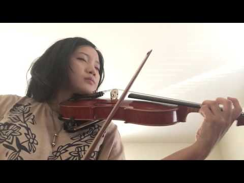 Edelweiss- Sound of music (Iris Chiu violin cover)