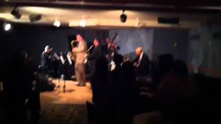 Rusty Scott Battle of the Saxes 10.12.11