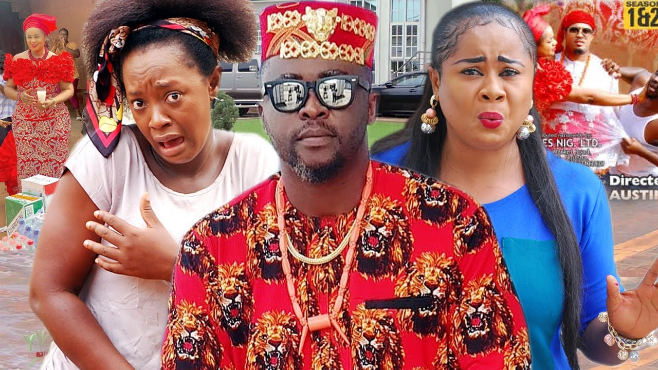Download The Prince and 2 Arrogant Sisters NEW MOVIE Season 1&2 - Luchy Donald's 2021 Latest Nigerian Movie