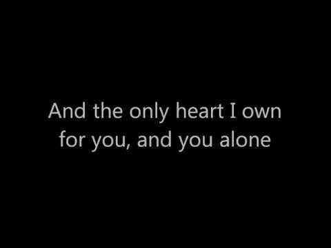 Michael Buble  Thats All lyrics on screen