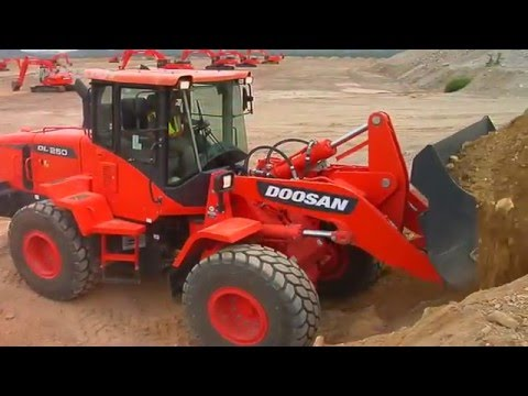 Doosan Wheel Loaders Training & Safety