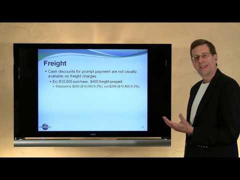 5 - Freight Costs