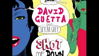 David Guetta ft Skylar Grey - Shot Me Down (teaser)