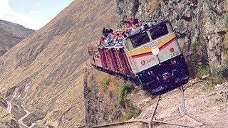 Die 10 Gefährlichsten Und Extremsten Zugstrecken!