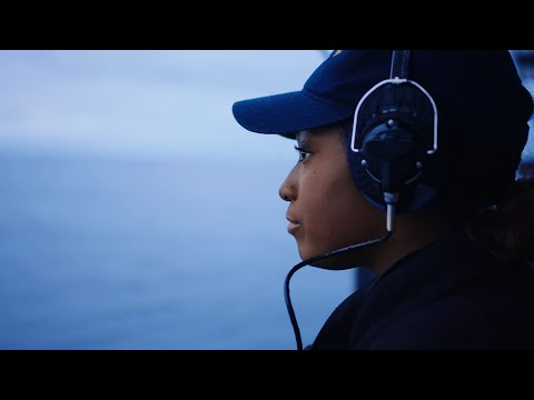 Life at Sea: Navy Ship
