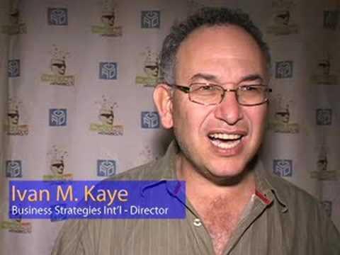 Advice from Ivan Kaye