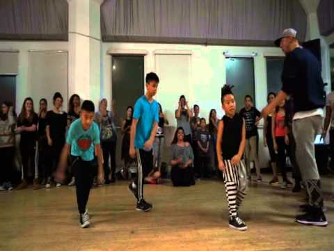 She Wildin' - Fabulous ft Chris Brown   Aidan Prince   8 yrs old   Choreographer: Matt Steffanina