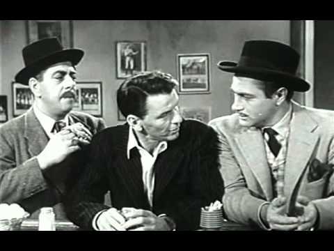 """""""L' uomo dal braccio d'oro"""" di Otto Preminger, 1955"""
