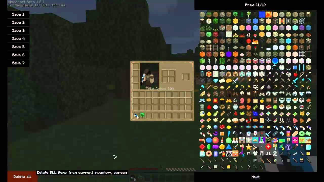 Best Minecraft Mods