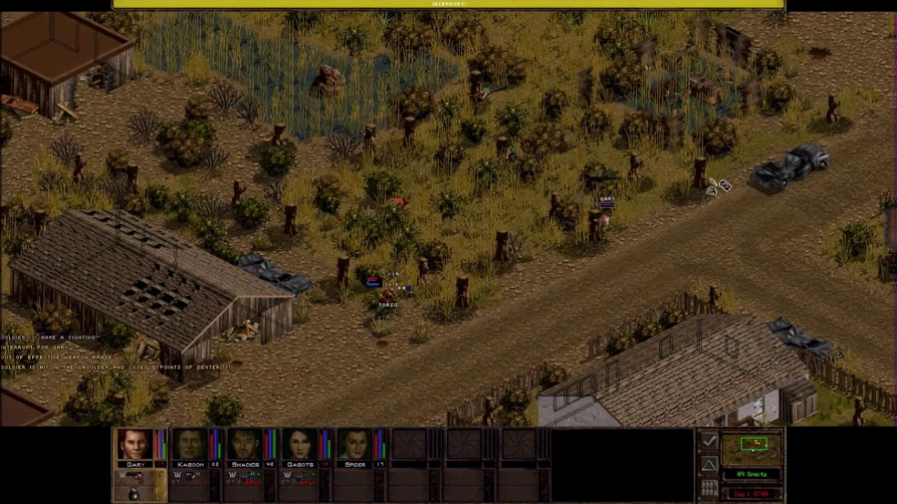 jagged alliance 2 wildfire